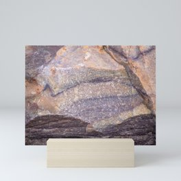 Red Rock Mini Art Print
