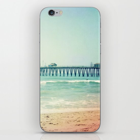 Summer Days iPhone & iPod Skin