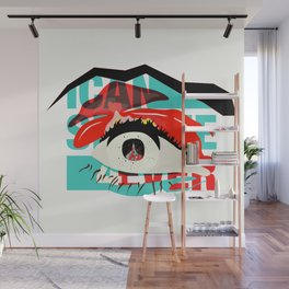 I Can See Forever: Cover Wall Mural