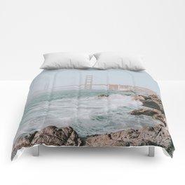 san francisco ii / california Comforters