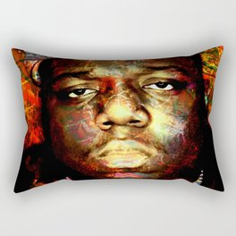BIGGIE Rectangular Pillow