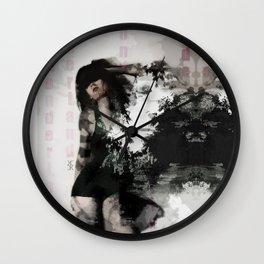 Wonderland Underland Wall Clock