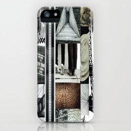 Collage - Climate iPhone Case