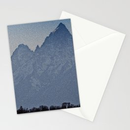 Teton Stationery Cards