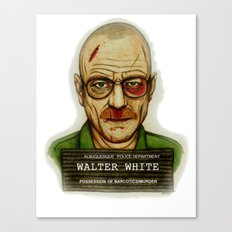 Breaking Bad. Canvas Print
