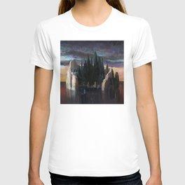 Island of Death T-shirt