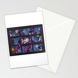 Rhythm of days Stationery Cards