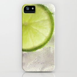 Limon, lemmon iPhone Case