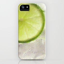 Limon, lemmon iPhone Case