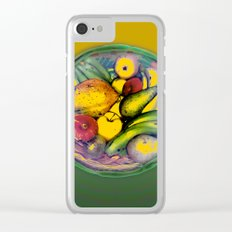 Fruits / Natural Food Clear iPhone Case