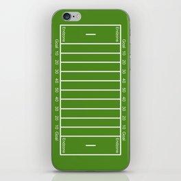 Football Field design iPhone Skin
