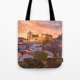 Silves, Portugal Tote Bag