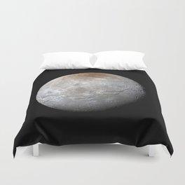 Charon Moon Duvet Cover