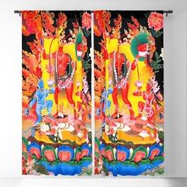 Hindu Goddess Chhinnamasta Vajrayogini Mahavidyas Blackout Curtain