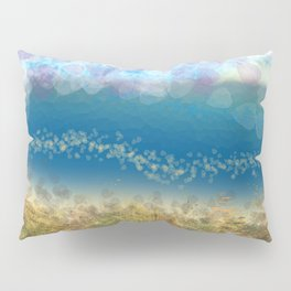 Abstract Seascape 02 wc Pillow Sham