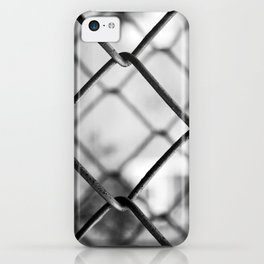 Fenced In, New York City  iPhone Case