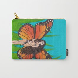 Naked Fairy Goddess Carry-All Pouch