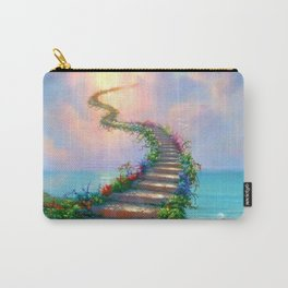 STAIRCASE--PARADISE Carry-All Pouch