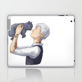 Jem and Church Laptop & iPad Skin
