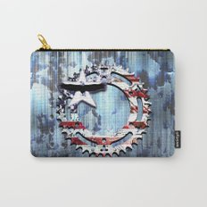blue steel USA Carry-All Pouch