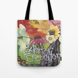 Exterior Decorator Tote Bag