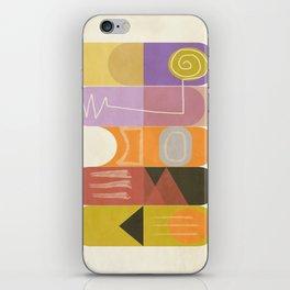 Modern Totem 2  #Society6 #buyart #decor iPhone Skin