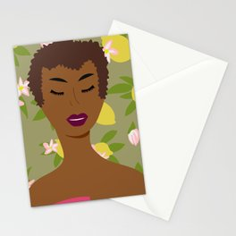 Cultivated and Zesty No 03 Stationery Cards