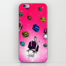 G-Cat Bounce iPhone & iPod Skin