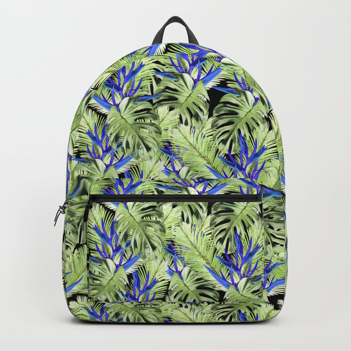 Tropical plant 2 Backpack