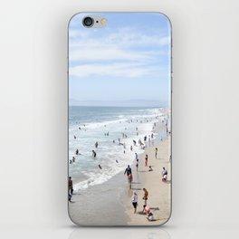 manhattan beach iPhone Skin