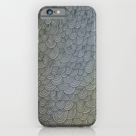 Sea of Lines iPhone & iPod Case