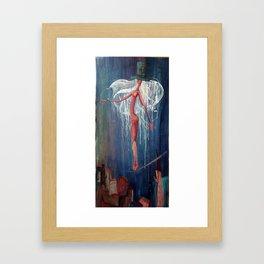 hiyoll Framed Art Print