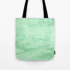 Ocean Coast - Vintage Seals in the Green Sea Water Tote Bag
