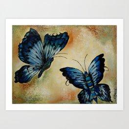 Bold But Beautiful Art Print