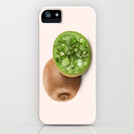 KIWI QUARTZ iPhone Case