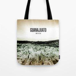 Guanajuato Wallpaper Tote Bag