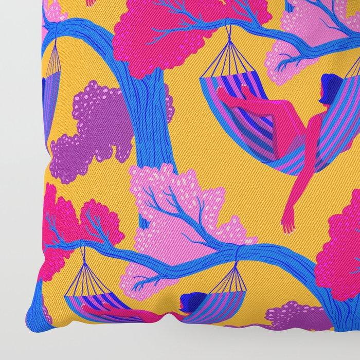 Hammock Life Floor Pillow