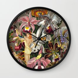 AISHA Wall Clock