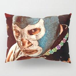 Wrestling fighter world Pillow Sham