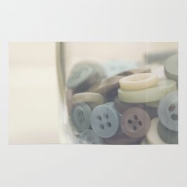 In the Button Jar Rug