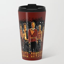 Space Cowboys Travel Mug