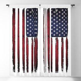 United states flag Blackout Curtain