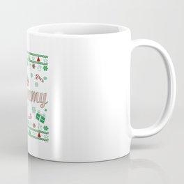 Grammy Christmas Coffee Mug