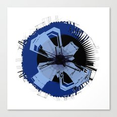 inner circle Canvas Print