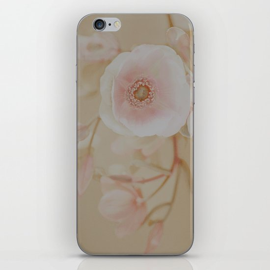 Vintage Anemone. iPhone & iPod Skin