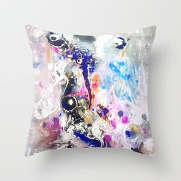 Nr. 647 Throw Pillow