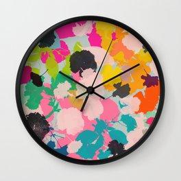 cherry blossom 6 Wall Clock