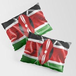 Kenya Flag Pillow Sham
