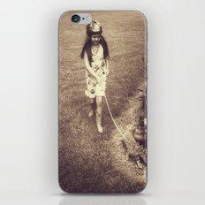 Alice and Dinah iPhone & iPod Skin