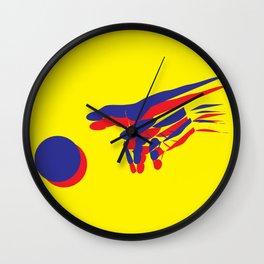 The creation of Adam II Wall Clock